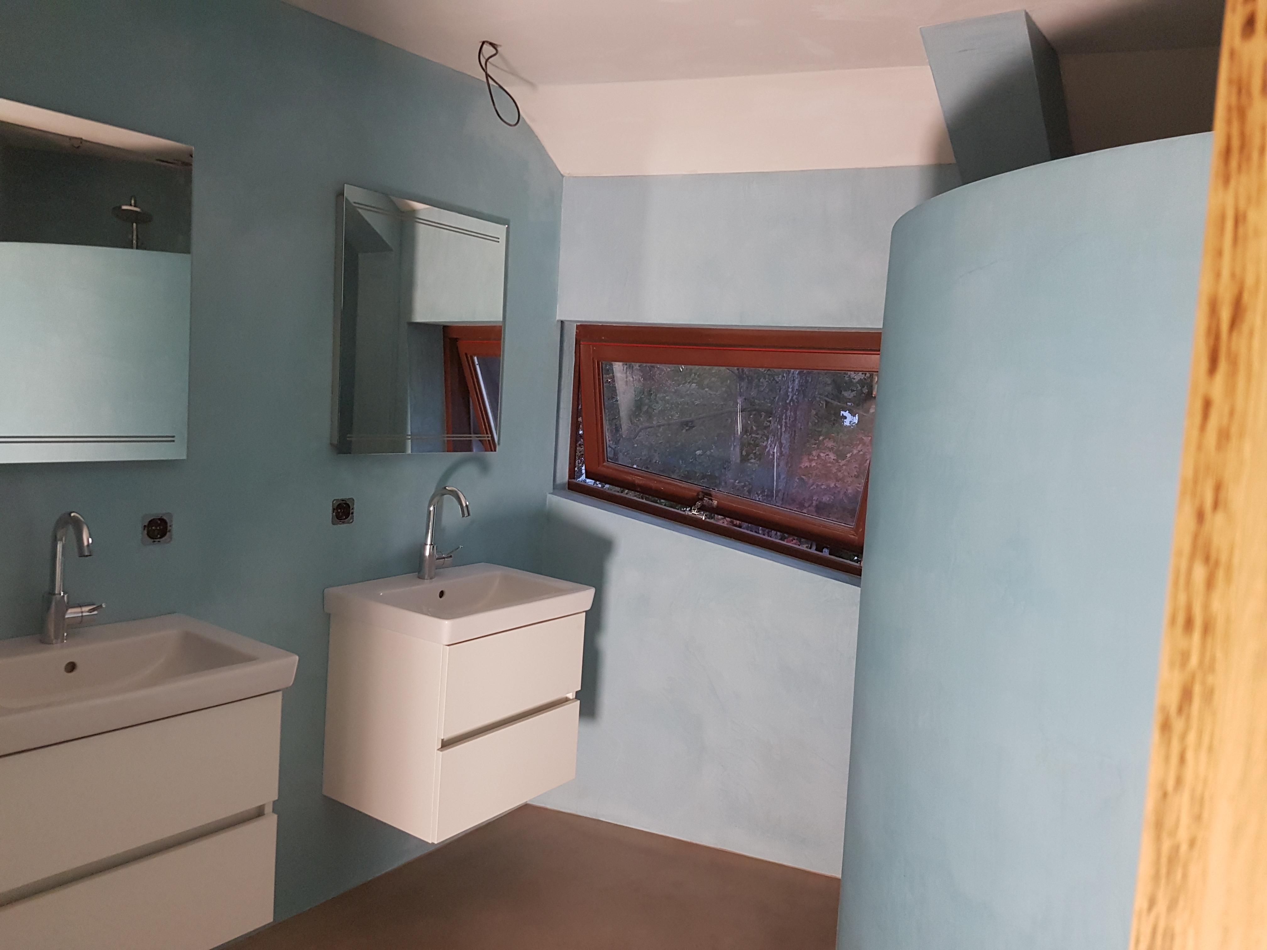 Beton Cire Waterdicht : Houten vloer badkamer waterdicht maken unique beton cire badkamer